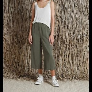 Anthropologie Indi and Cold high waist crops